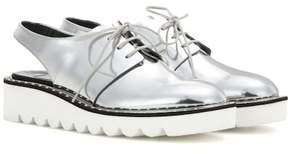 Stella McCartney Odette slingback Derby shoes