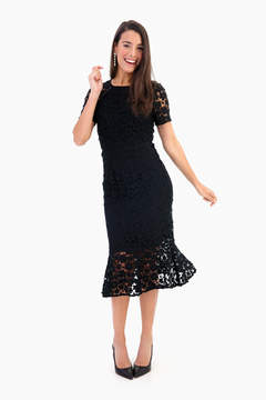 Shoshanna Jet Octavia Dress