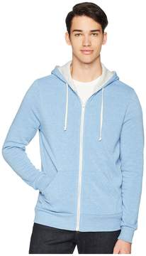 Alternative Rocky Color Blocked Hoodie Men's Clothing