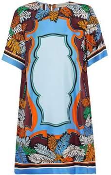 Emilio Pucci Printed Silk Mini Dress