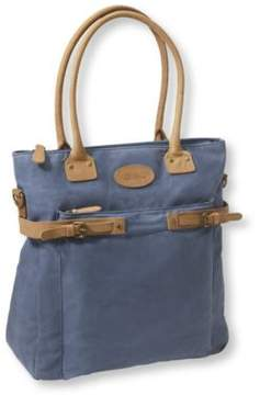 Mountain Town Waxed Canvas Shoulder Bag