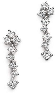 Bloomingdale's Diamond Cascade Drop Earrings in 14K White Gold, 0.35 ct. t.w. - 100% Exclusive