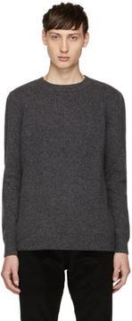 A.P.C. Grey Milord Sweater