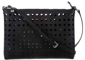 Love Moschino Perforated Crossbody Bag