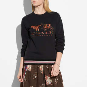 Coach Rexy And Carriage Sweatshirt
