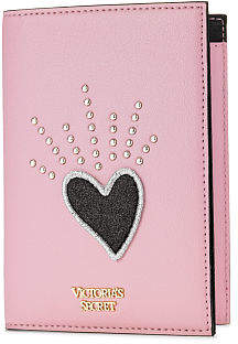 Victoria's Secret Victorias Secret Patch Passport Cover