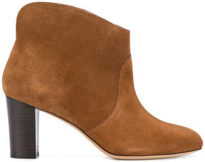 Tila March Neal Cowboy booties
