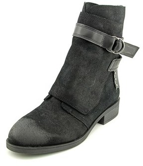 Fergie Neptune Round Toe Synthetic Mid Calf Boot.
