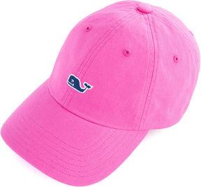 Vineyard Vines Girls Whale Logo Baseball Hat