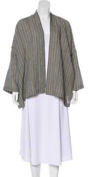 eskandar Oversize Linen Blouse