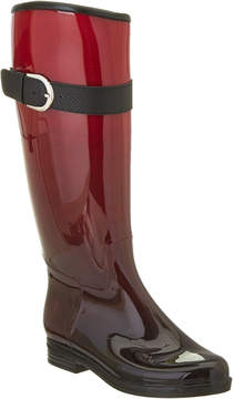 dav Women's Bristol Buckle Rain Boot