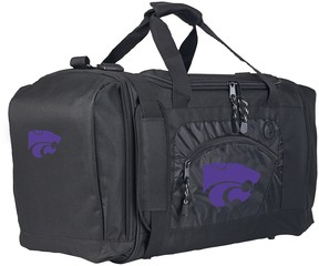 NCAA Northwest Kansas State Wildcats Roadblock Duffel Bag