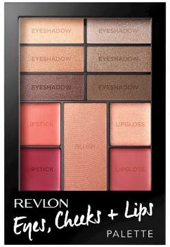 Revlon Eyes-Cheeks-+ Lips Palette