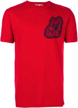 McQ skull rabbit print T-shirt