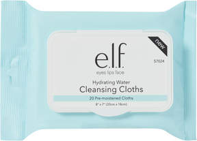 e.l.f. Cosmetics Hydrating Water Cleansing Cloths