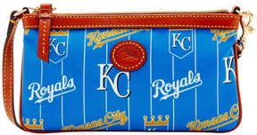 Dooney & Bourke Kansas City Royals Nylon Wristlet