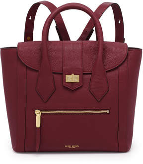 Henri Bendel Rivington Convertible Flap Backpack