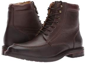 Johnston & Murphy Baird Moc Toe Boot Men's Dress Lace-up Boots