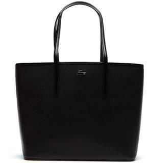 Lacoste Women's Chantaco Pique Leather Tote Bag