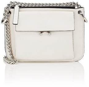 Marni WOMEN'S BANDOLEER LEATHER CHAIN BAG