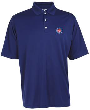 Antigua Men's Chicago Cubs Exceed Performance Polo