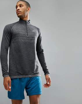 Jack and Jones Tech 1/2 Zip Seamless TechDry Training Top