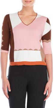 Altea Color Block Sweater