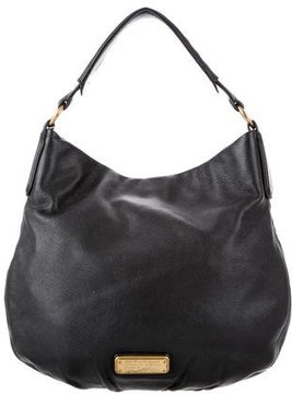 Marc by Marc Jacobs Hillier Hobo - BLACK - STYLE