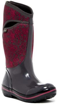 Bogs Plimsoll Quilted Waterproof Rain Boot