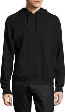BLK DNM Men's Solid Cotton Sweatshirt