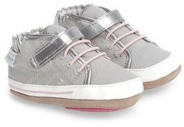 Robeez Infant Girl's Hadley High Top Sneaker