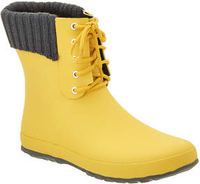 dav Coachella Lace Rain Boot