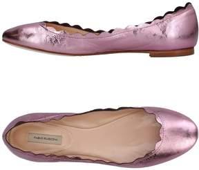 Fabio Rusconi Ballet flats