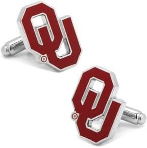 Cufflinks Inc. Men's Cufflinks, Inc. 'Oklahoma Sooners' Cuff Links