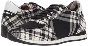 Burberry Amelia Tar Women's Lace up casual Shoes