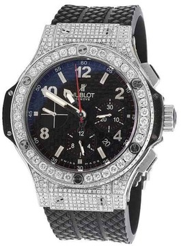 Hublot Big Bang 301.SB.131.RX Stainless Steel 44mm Mens Watch