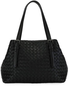 Bottega Veneta Small Intrecciato Napa Tote Bag