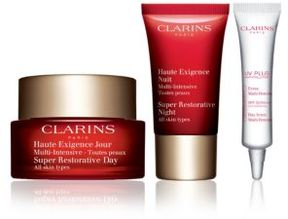 Clarins Super Restorative 24/7 Trio