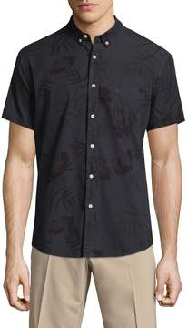 Life After Denim Men's Botanical Cotton Sportshirt