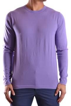 Peuterey Men's Purple Cotton Sweater.