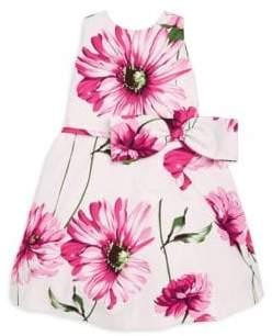Helena and Harry Baby's, Toddler's, Little Girl's& Girl's Peonies Sleeveless Dress