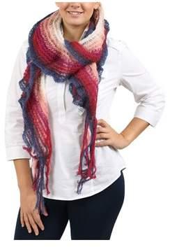 Missoni Pink/fuschia Crochet Scarf.