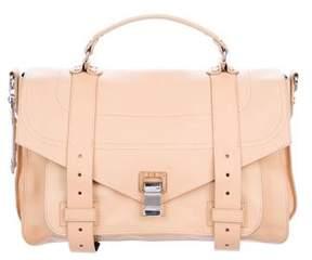 Proenza Schouler Leather Messenger Bag