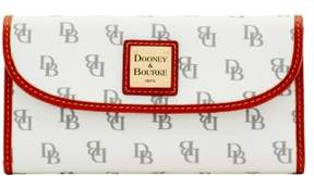 Dooney & Bourke Gretta Continental Clutch Wallet - BONE - STYLE