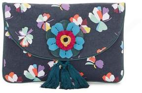 Vince Camuto Ree – Floral-print Clutch