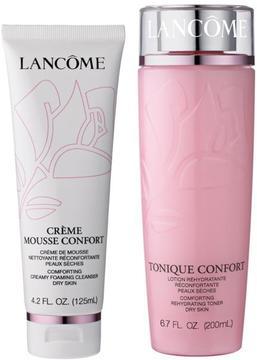 Lancôme Confort Cleanser & Toner Duo