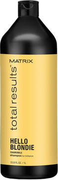 Matrix Total Results Hello Blondie Shampoo