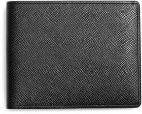 Brooks Brothers Saffiano Leather Wallet