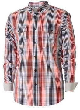 Royal Robbins Men's Vista Chill Long Sleeve Plaid Shirt
