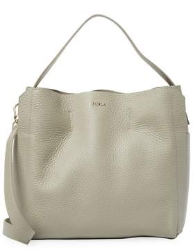 Furla Women's Capriccio Leather Hobo Bag